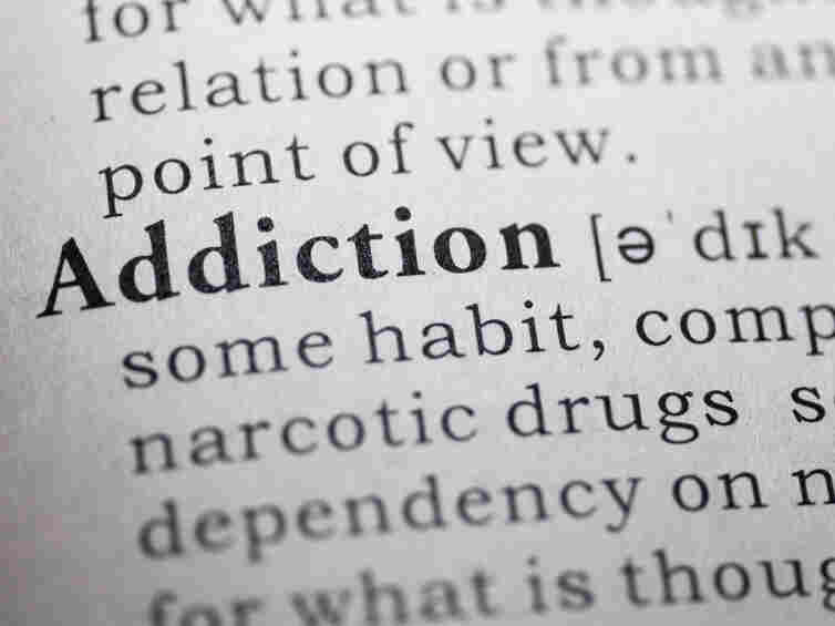 A new book presents insights into addiction.