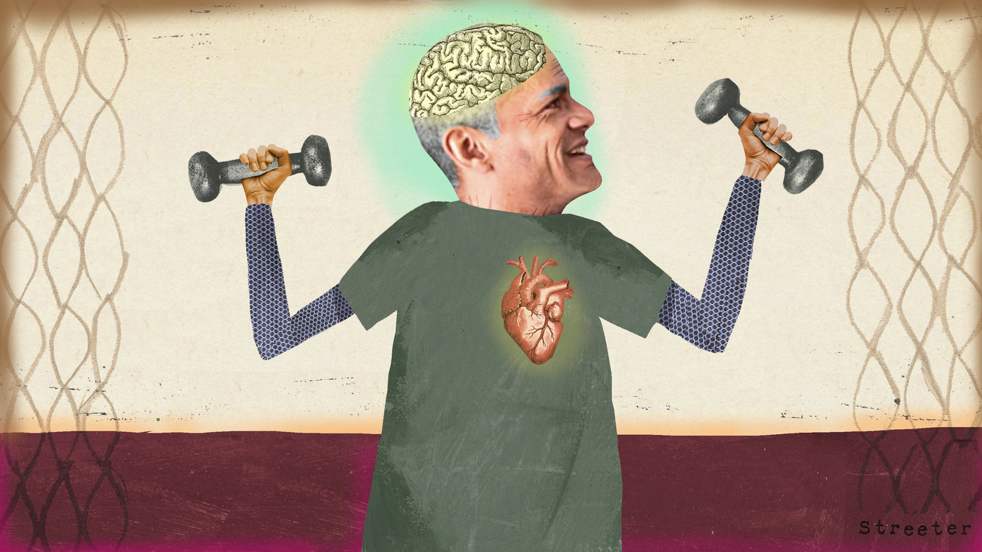 What's Good For The Heart Is Good For The Brain