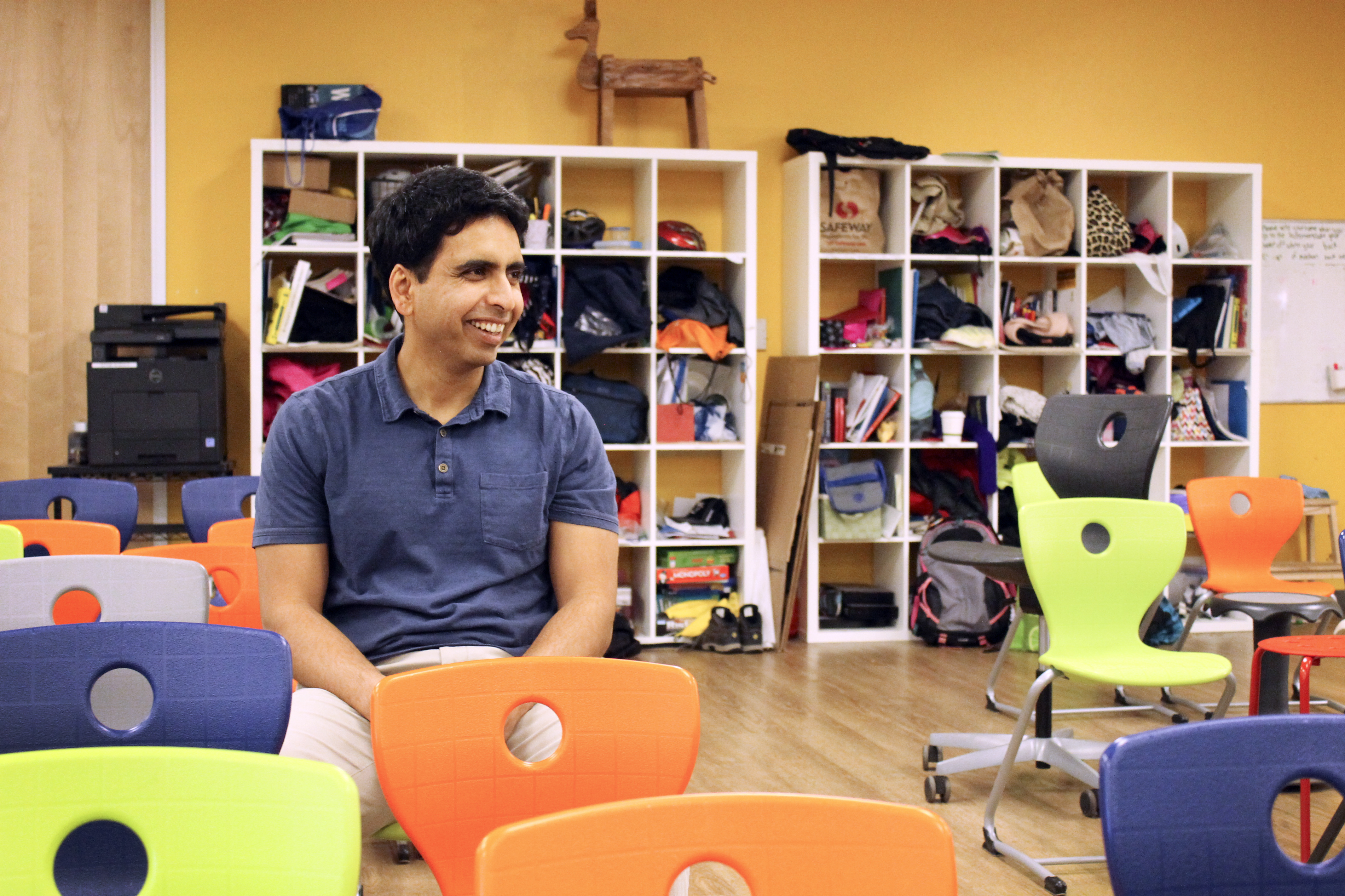 From YouTube Pioneer Sal Khan, A School With Real Classrooms