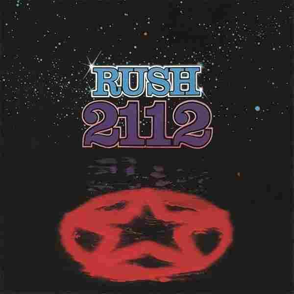Rush' 2112