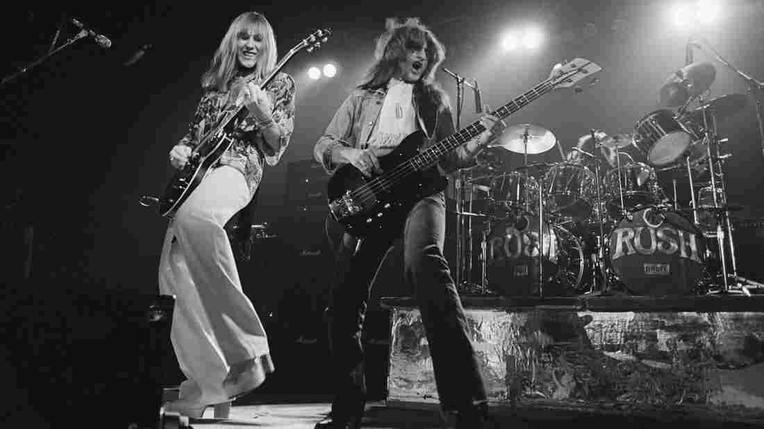 Geddy Lee And Alex Lifeson Tour