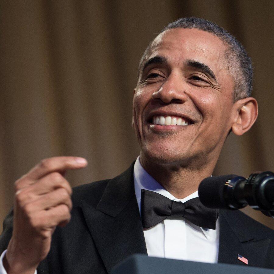 President Obama Has His Last Laughs At 2016 White House Correspondentsu0027  Dinner