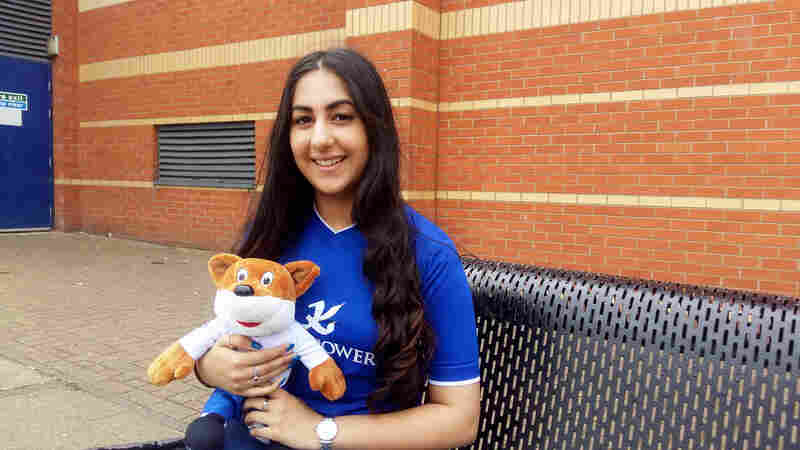 Last August, Karishma Kapoor, 20, bet 2 GBP (about $3) that her local soccer team, Leicester City, would beat 5,000-to-1 odds and win England's Premier League. Kapoor now stands to win nearly $15,000 USD from her bet.