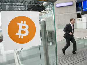 Entrepreneur Craig Wright claims that he is the creator of the Bitcoin crytpo-currency. In this 2014 file photo, a man arrives for the Inside Bitcoins conference and trade show in New York.
