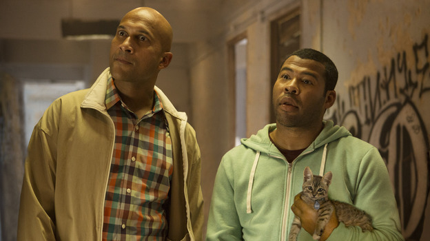 Keegan-Michael Key and Jordan Peele in Keanu. (Warner Bros.)