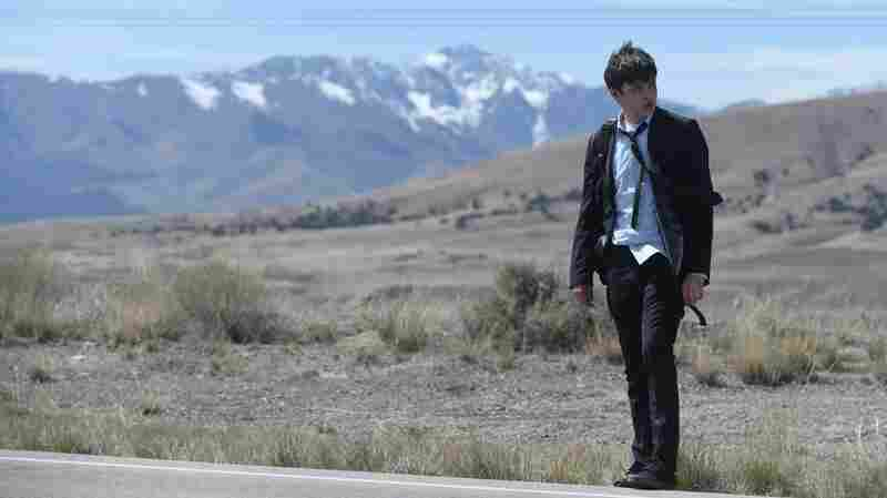 Nick Robinson in Being Charlie.