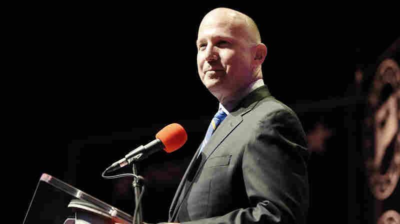 Delaware Gov. Jack Markell says his state is exploring blockchain technology for various transactions.