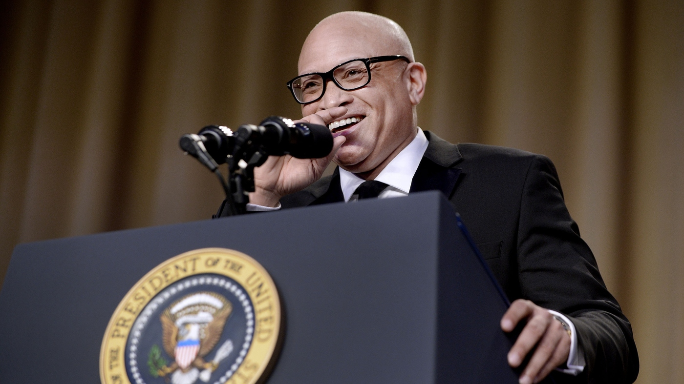 larry wilmore on 'breaking taboos' at the white house