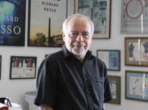 Richard Russo won a Pulitzer Prize in 2002 for his novel Empire Falls.