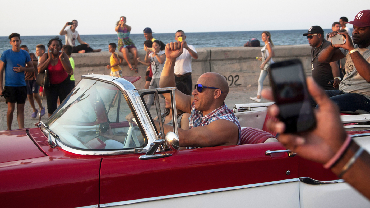Hollywood Rediscovers Cuba: Is It Too Soon To Call It