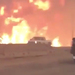 Huge Wildfire Empties Canadian City In Forced Evacuation