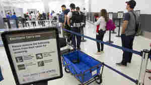 TSA Boosts Number Of Security Staff, Aiming At Airport Bottlenecks