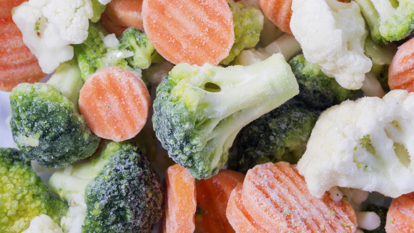 frozen veg recall
