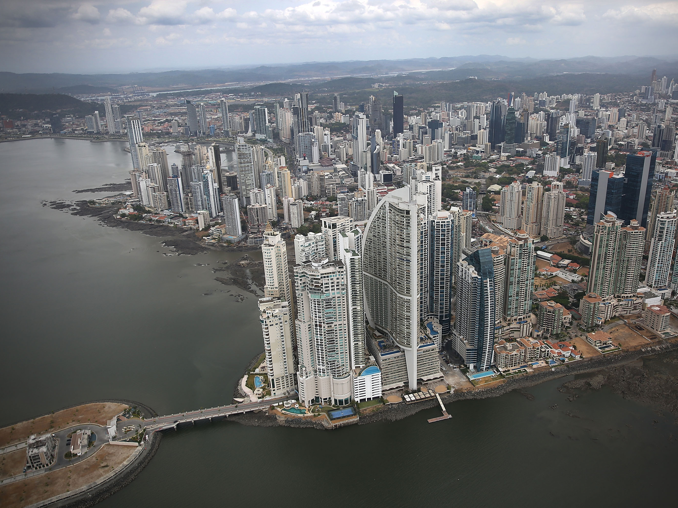 Panama Papers Fallout Hurts A Reputation Panama Thought It Had Fixed