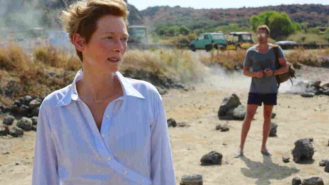 Tilda swinton may be a rock star but 39 a bigger splash for Film a bigger splash