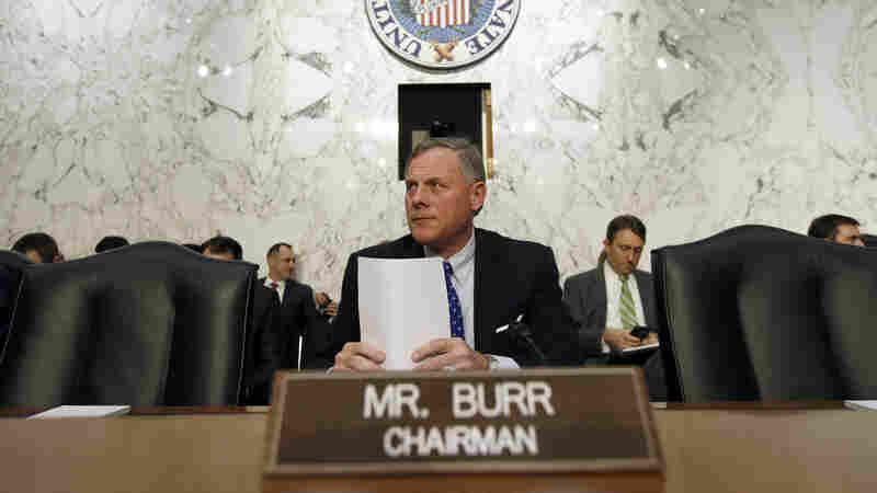 Congressional Republicans Line Up Behind Trump