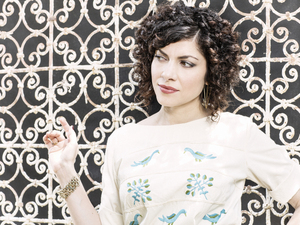 Carrie Rodriguez.