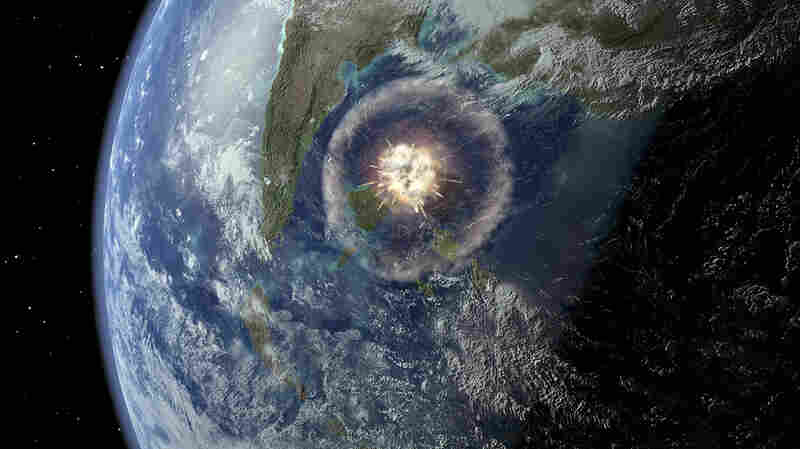 Geologists Find Clues In Crater Left By Dinosaur-Killing Asteroid