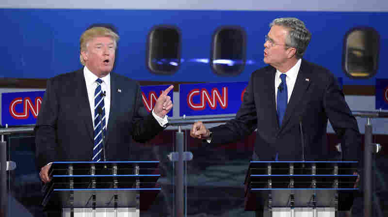 De facto GOP presidential nominee Donald Trump will not have the support of his former rival, Florida Gov. Jeb Bush.