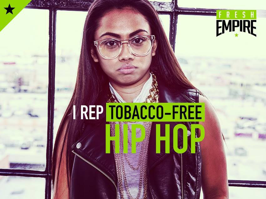 Notorious FDA? Feds Turn To Hip-Hop To Tamp Down Teen Smoking