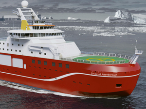 After a spirited Internet response chose Boaty McBoatface as a name for a research ship, Britain's Science minister said a more suitable name was needed.