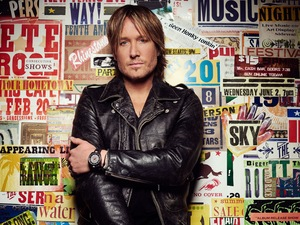 Keith Urban's ninth album, Ripcord, out on May 6, continues to integrate programmed drum tracks into Urban's signature pop-country.