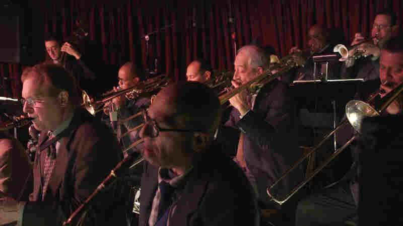 The Vanguard Jazz Orchestra.