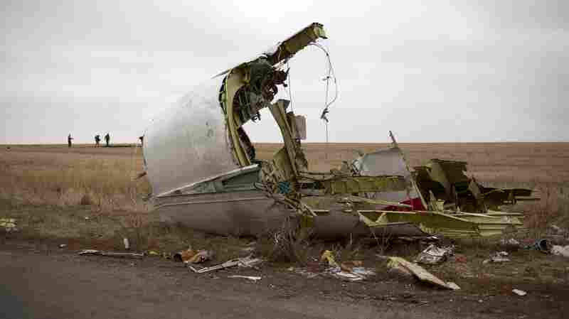 Russian Military Involved In Shooting Down Flight MH17, Researchers Say