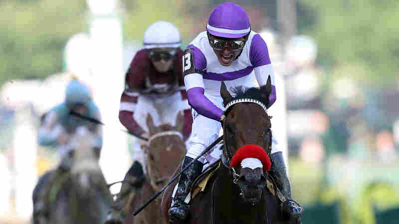 Nyquist Wins The 2016 Kentucky Derby