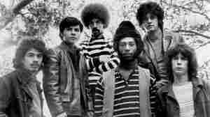 Santana On 'Black Magic Woman,' A Pioneering Cultural Mashup