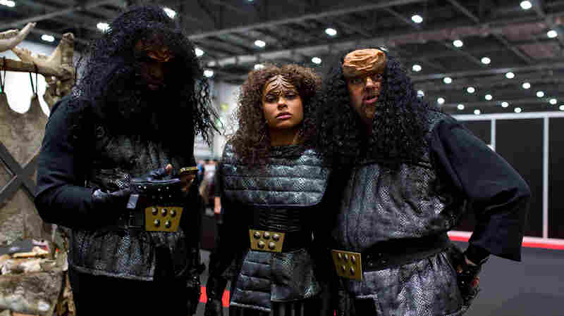 Is Klingon A Living Language? That's For (Human) Courts To Decide