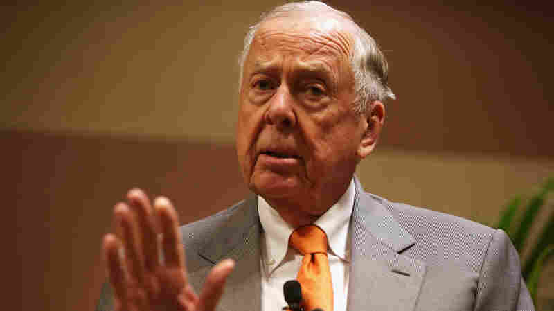 Is American Oil 'Dead'? T. Boone Pickens Says Yes ... But Only For Now