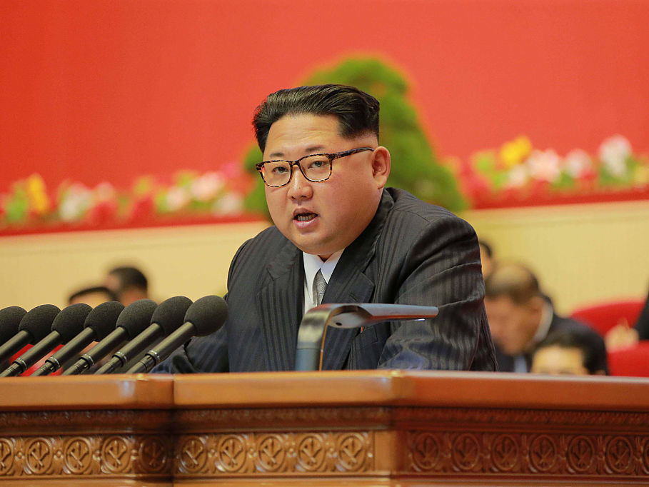 Kim Jong Un Says North Korea Won't Use Nukes Unless Its Sovereignty Is Violated
