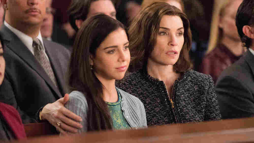 7 Years Later, 'Good Wife' Ends As It Began: With Betrayal And Uncertainty