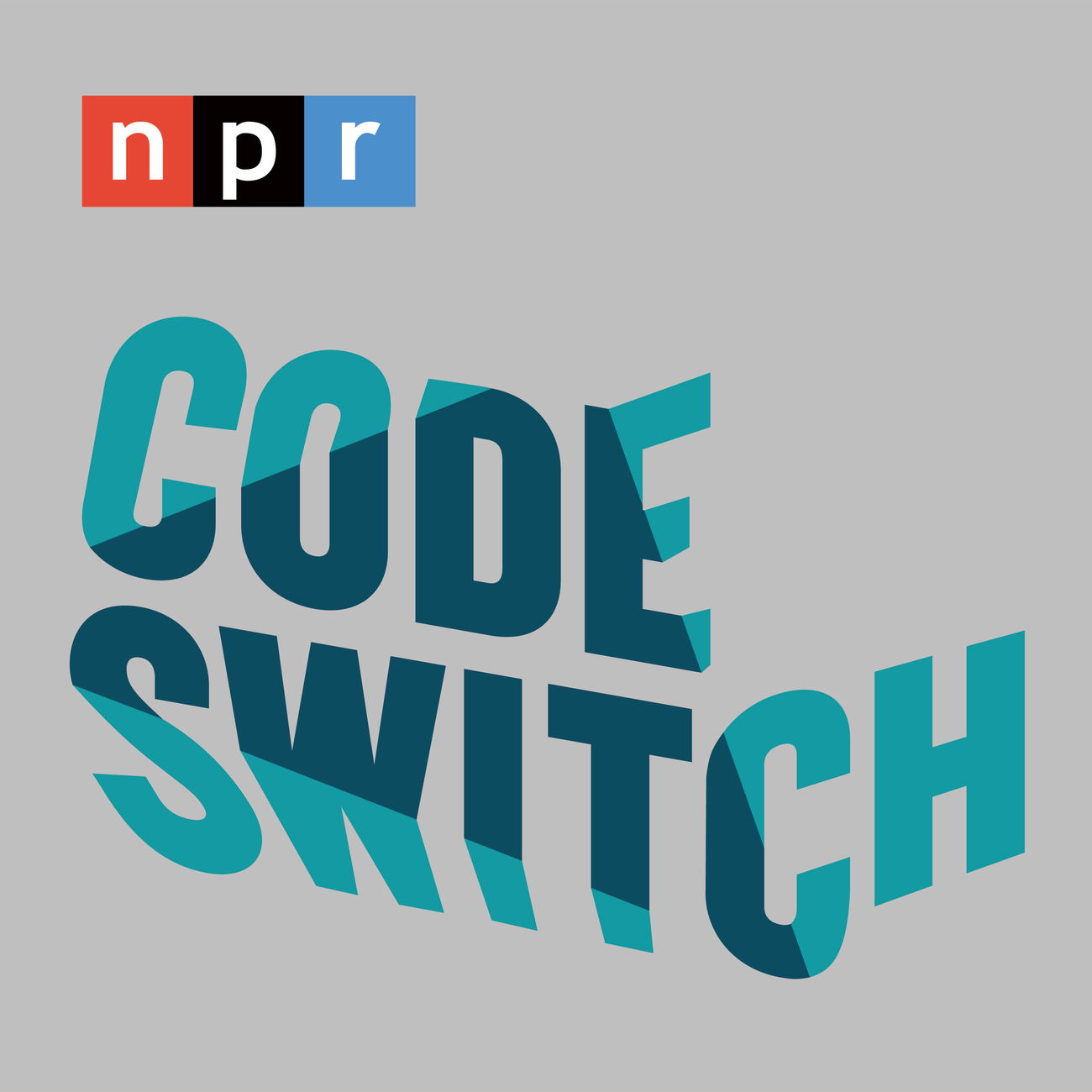 Npr Podcastlogo: Introducing 'Code Switch,' The Podcast : NPR