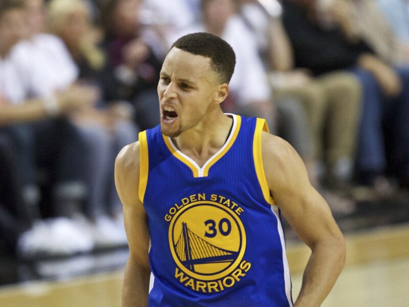 1888cdff92ed Golden State Warriors Stephen Curry Is NBA s 1st Unanimous MVP   The ...