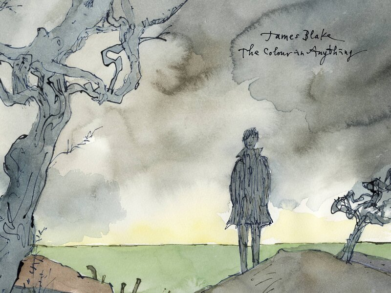 Songs We Love James Blake I Need A Forest Fire Feat Bon Iver