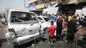 Suicide Bombings In Baghdad Kill More Than 85 People
