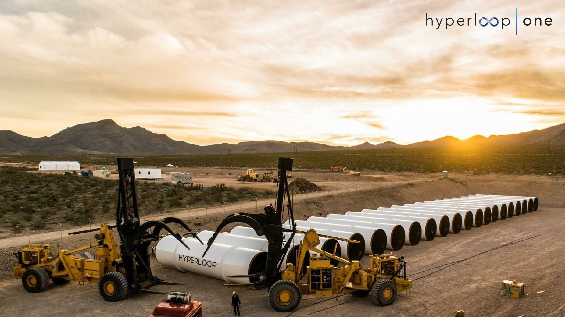 Hyperloop Futuristic Transportation System Has Its 1st Public Demo The Two Way Npr