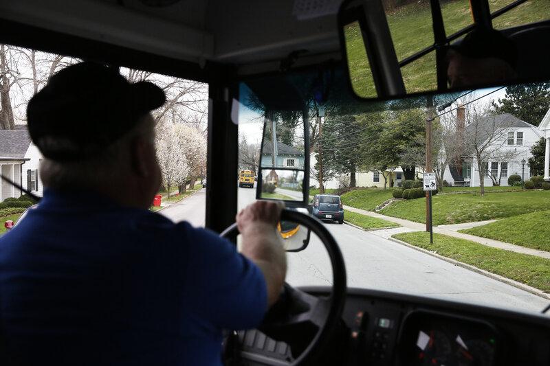Humor School Bus Driver Job Description