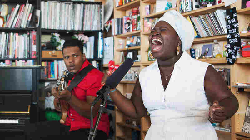Daymé Arocena: Tiny Desk Concert