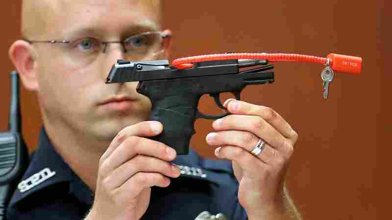 George Zimmerman Auctioning Off Gun He Used To Kill Trayvon Martin