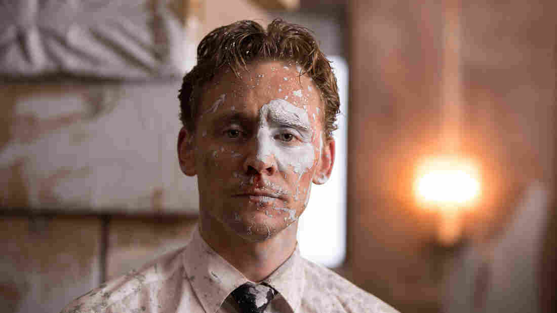 Tom Hiddleston in High Rise.