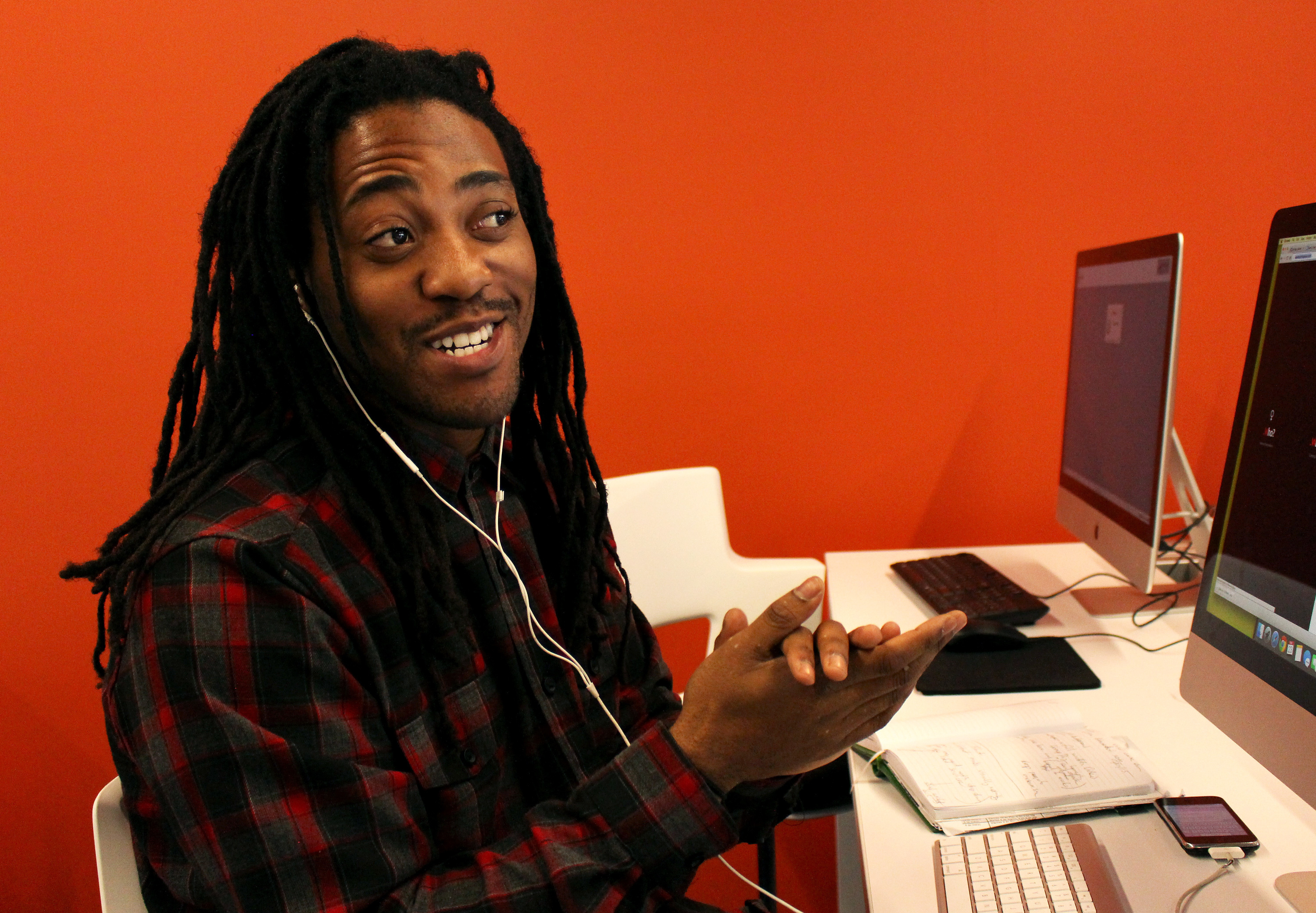 In Omaha, A Library With No Books Brings Technology To All