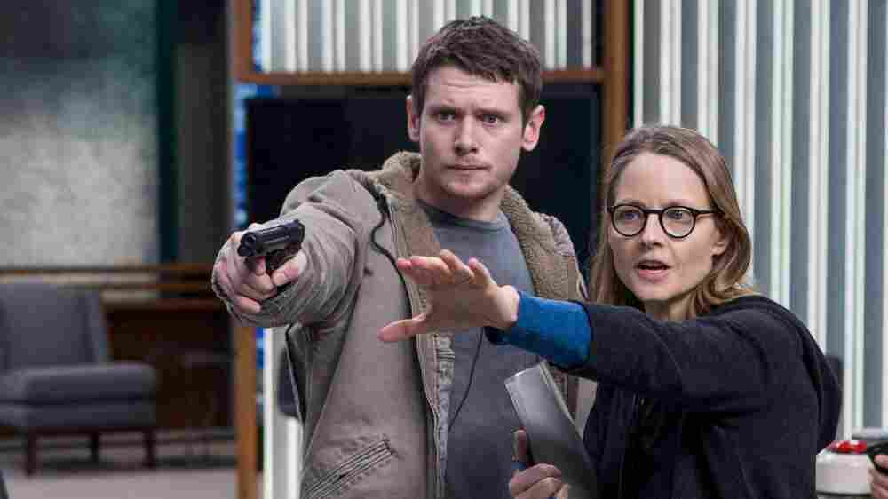 Jodie Foster On Roles For Strong Women, On Screen And Off
