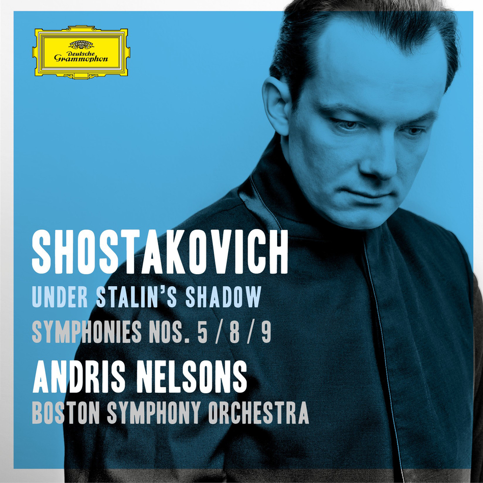 Shostakovich Under Stalin's Shadow: Symphonies Nos. 5, 8 & 9. (Courtesy of the artist)