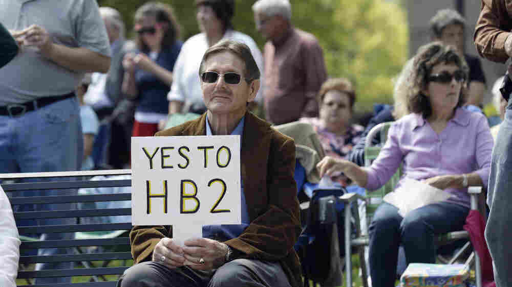 North Carolinians Who Support 'Bathroom Law' Say They're Being Drowned Out