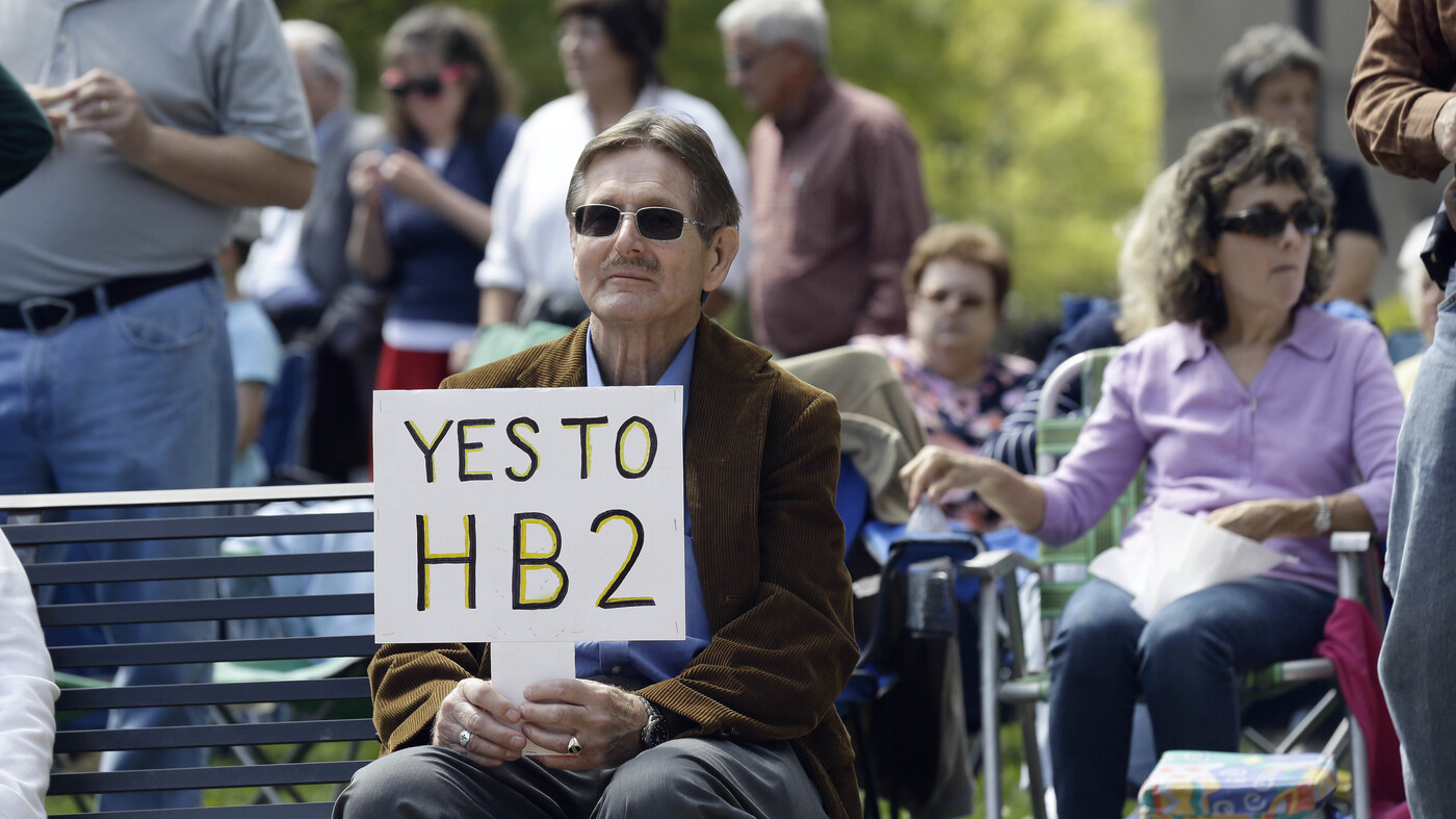 North Carolinians Who Support Bathroom Law Say They Re Being