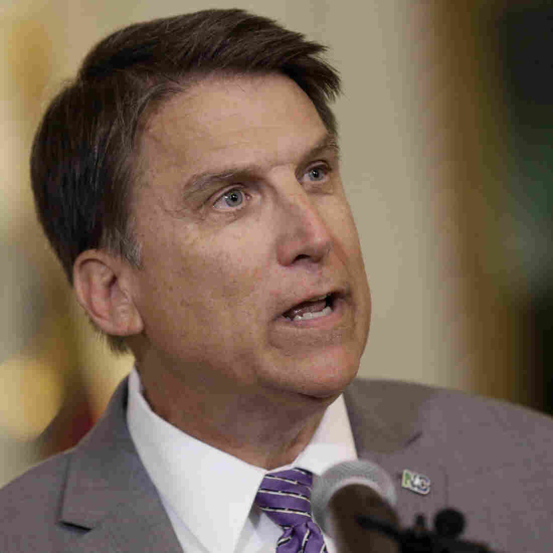 N.C. Gov. McCrory Claims 'Political Left' Fed Emergence Of Transgender Issues