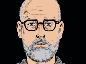 Daniel Clowes' other books include Mr. Wonderful, The Death-Ray and Wilson.